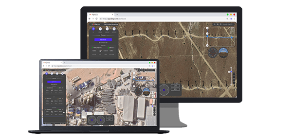 Drone Inspection Dashboard
