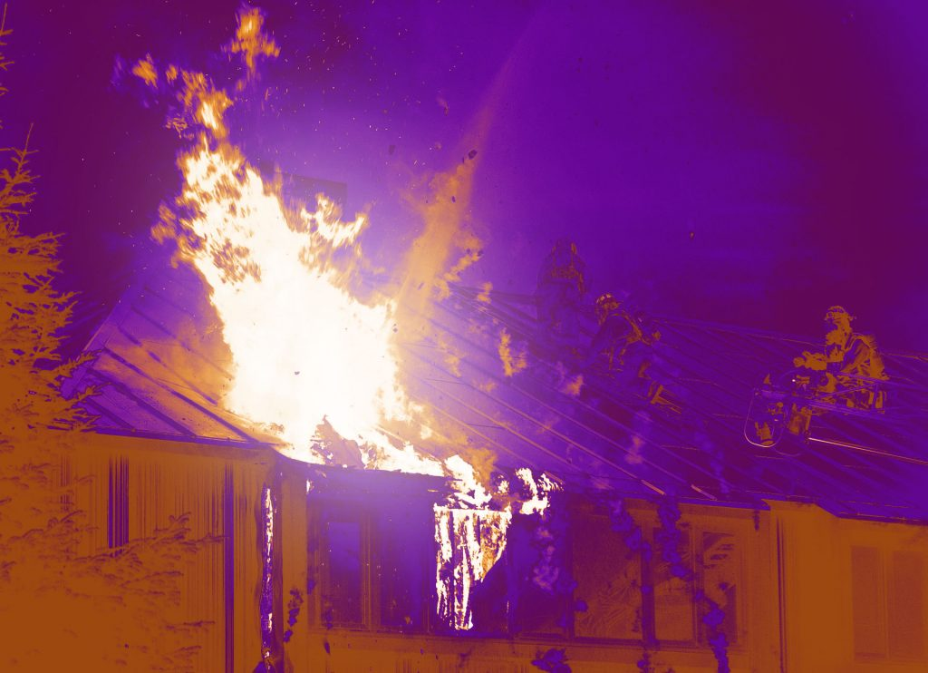 using thermal camera with drone